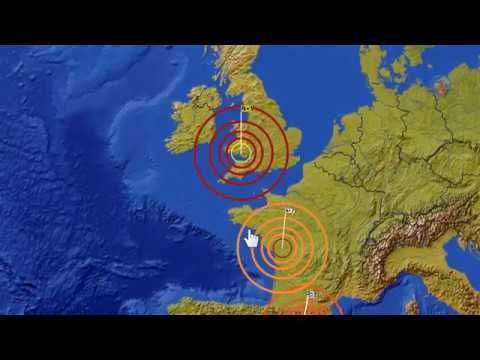 string of earthquakes western europe atlantic north america on watch ditrianum published on feb 17 2018 subscribed subscribe subscribed unsubscribe a