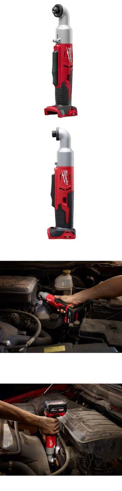 tools: Milwaukee M18 Li-Ion 1 4 2-Speed Right Angle Impact Driver 2667-20 (Bare) New -> BUY IT NOW ONLY: $99.99 on eBay!