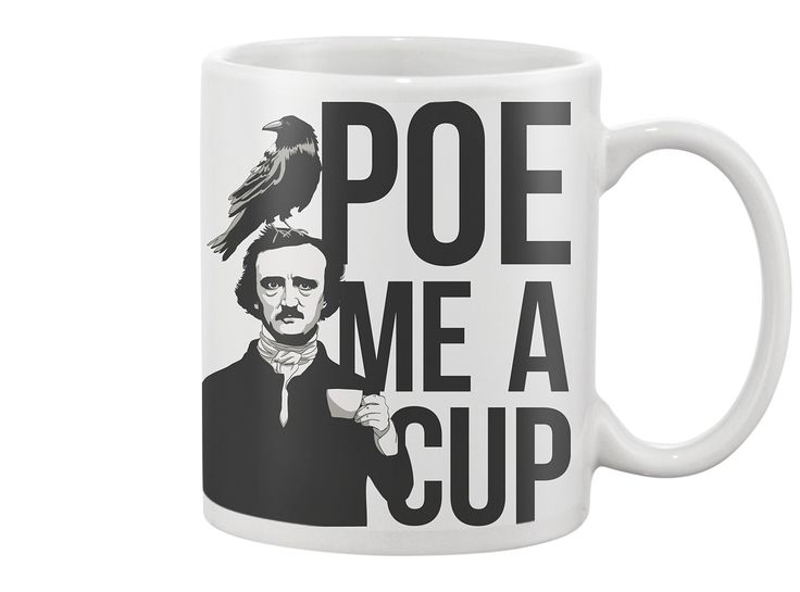 Some Poe humor http://writersrelief.com/
