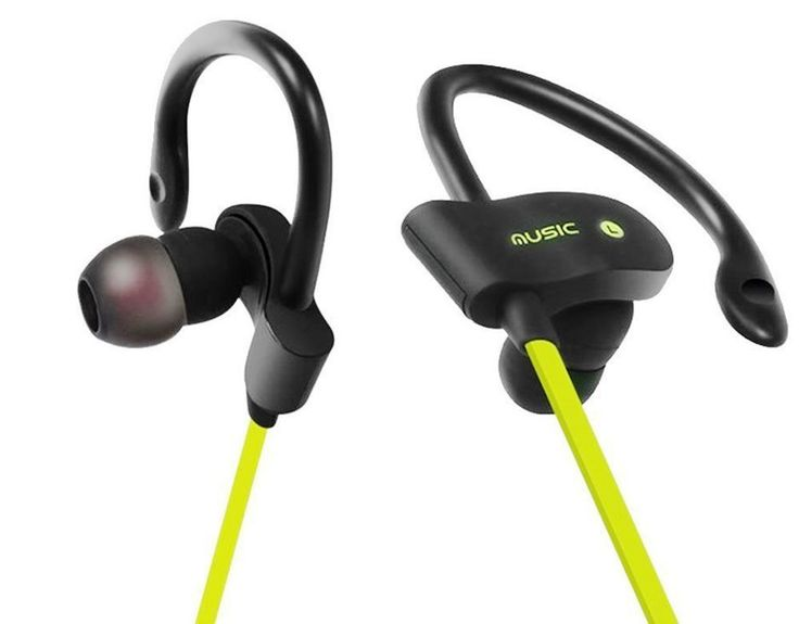 Wireless Bluetooth Headphones – Noise Cancelling Headset w/ Built-In Microphone – Hands-Free, Lightweight, Sweatproof, Secure Fit Sport Headphones – Take Sound Everywhere by Motic53 (Yellow). HEADPHONES FOR PEOPLE ON THE RUN - Are you an athlete, gym enthusiast, or do you simply have a super active schedule? Then these headphones are for you! Motic53 wireless Bluetooth headphones are the perfect accessory for an on the move lifestyle. Wireless eliminates the hassle of cords, allowing for...
