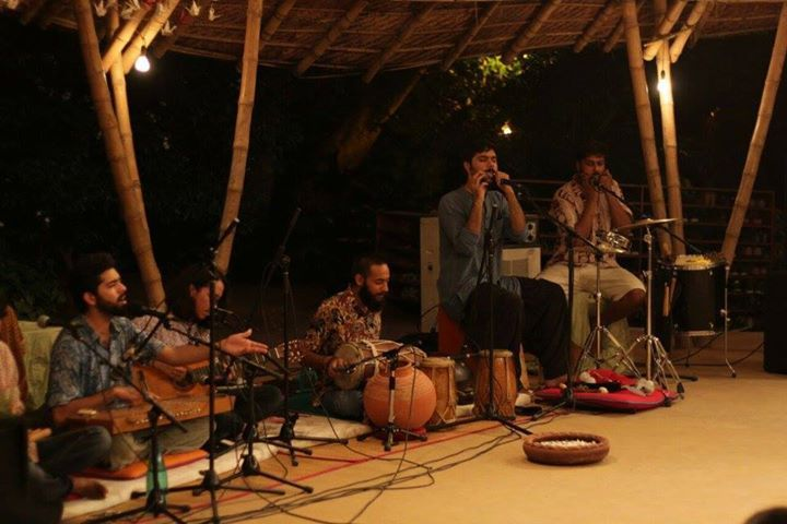 Few musicians came together in New Delhi (IND) on the basis of sharing classical music knowledge from different countries and musical backgrounds. They started with a fundamental idea of merging NAD (vibrations). They believe in the cosmic connection amongst themselves and every ear in the world aiming at natural healing by the power of trippy sounds giving the listeners a mysterious intense and an emotional experience. The incredible voices a huge number of classical instruments electronic…