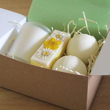 Pamper Me Aromatherapy Bath Gift Set
