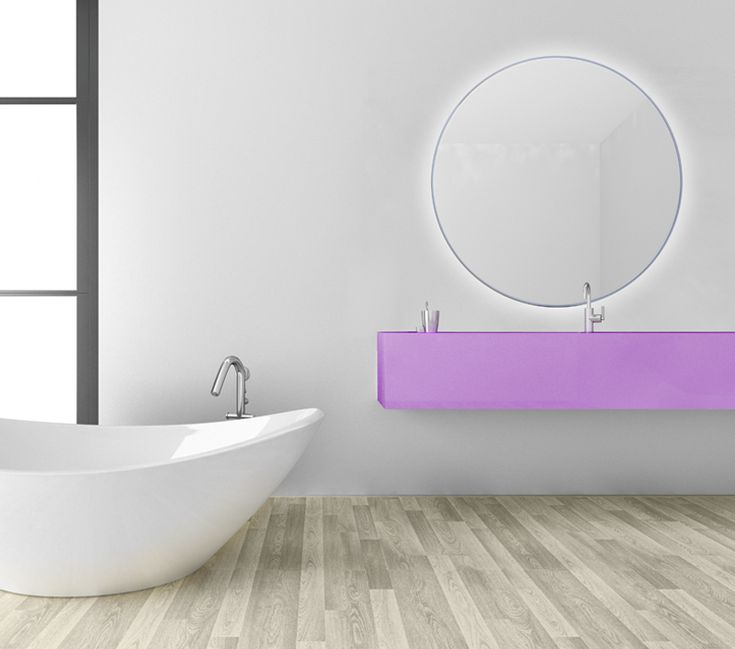 13 best Arredo bagno images on Pinterest   Bathroom mirrors ...