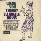 """Ellabelle Davis, """"Were You There?,"""" album cover, 1965"""