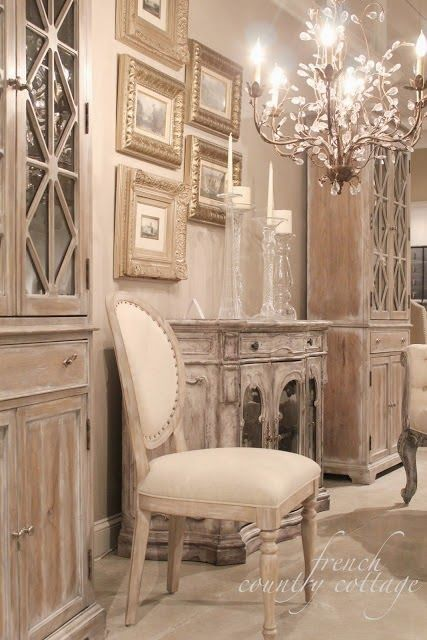 FRENCH COUNTRY COTTAGE: Inspirations~ Accentrics Home by elvia