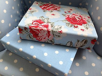 CATH KIDSTON Stationery - Student A4 LEVER ARCH FILE - *Choice of Fabrics!*