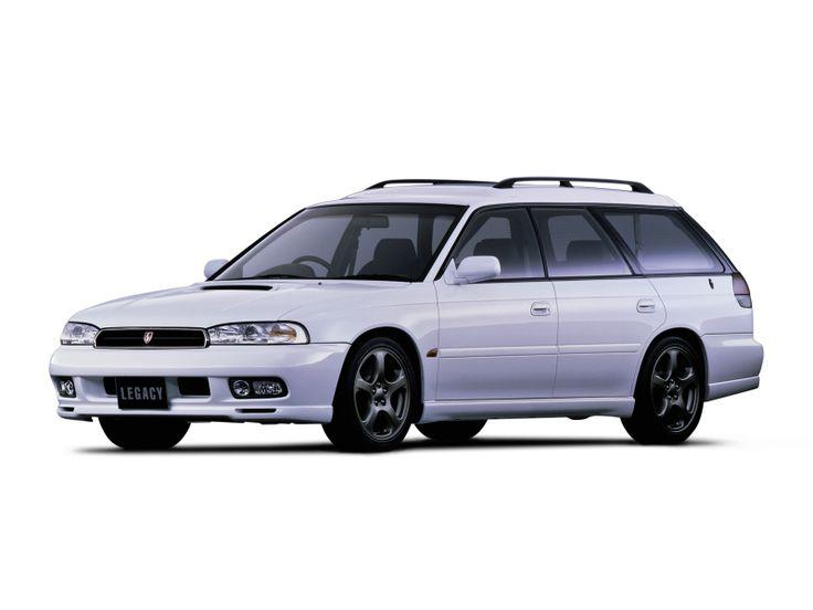 Subaru Legacy 2.0 GT-B Station Wagon (BD) 1996–1998