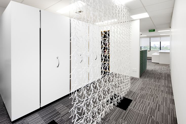 Lundia Mobile Shelving - AGM Office, Auckland