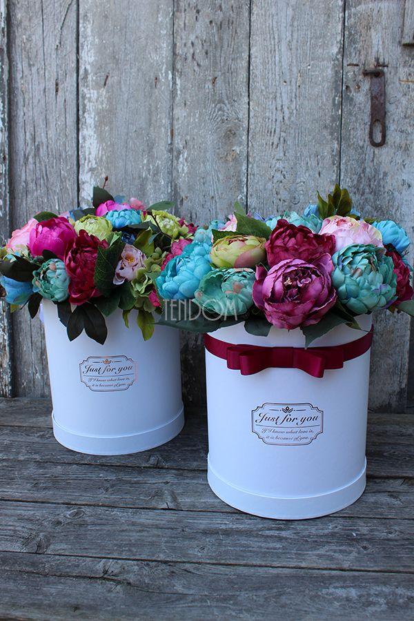 flower boxy od tenDOM