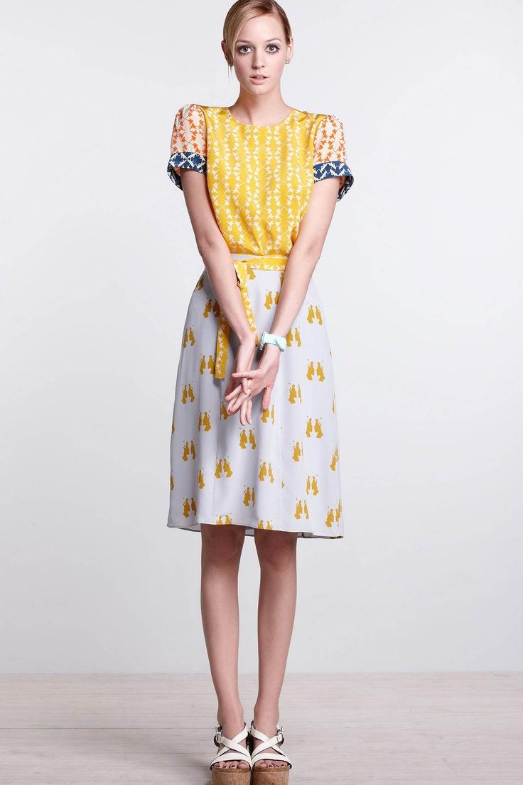 Love!!! #CharlotteTaylor: Fashion, Silk Skirt, Anthropology, Pattern, Skirts, Dress, Figures Silk, Taylors