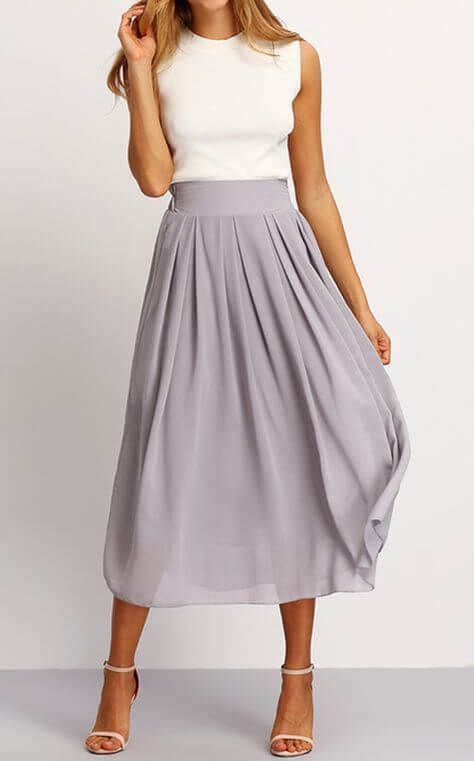 40 Maxi Skirts Outfits That Will Have You Dressed Perfectly for Any Occasion