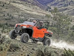 Ride and Review - Five Star  Polaris' Do-it-all General