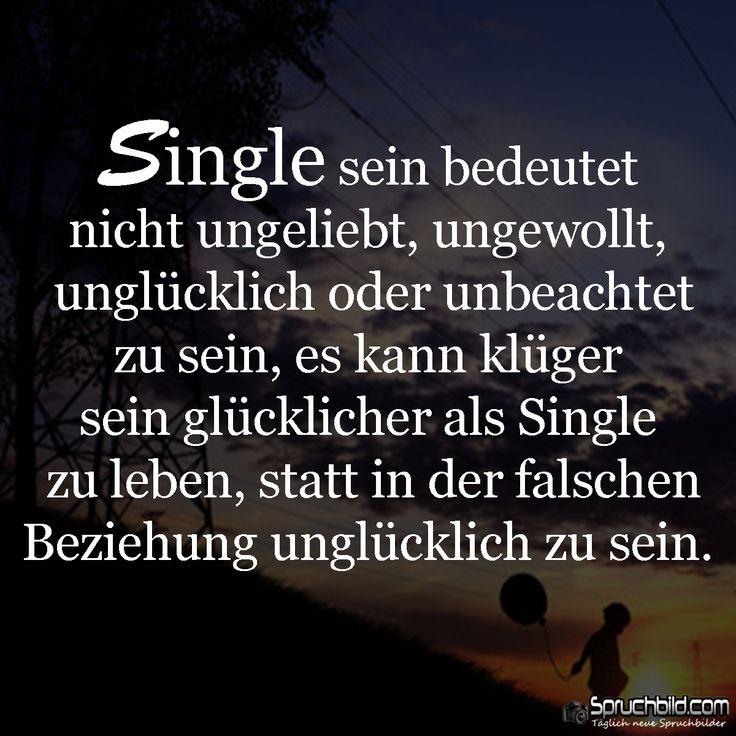 Single leben als mann