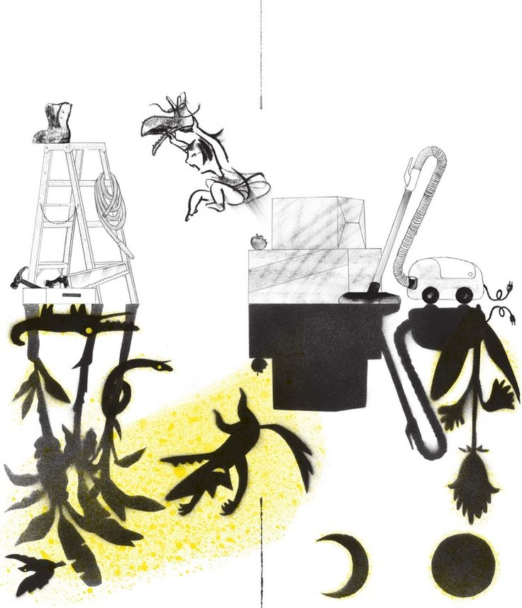 """Shadow"", beautifully illustrated children's book by Suzy Lee."