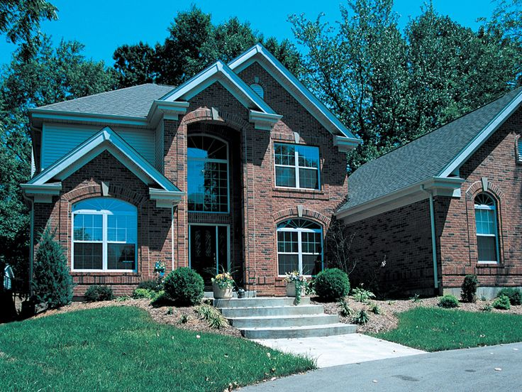 Best Home Plans With Great Curb Appeal Images On Pinterest - Traditional house plans traditional home plans