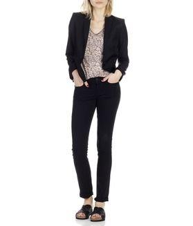 Les 25 meilleures id es de la cat gorie veste courte femme - Comptoir des cotonniers place des tendances ...
