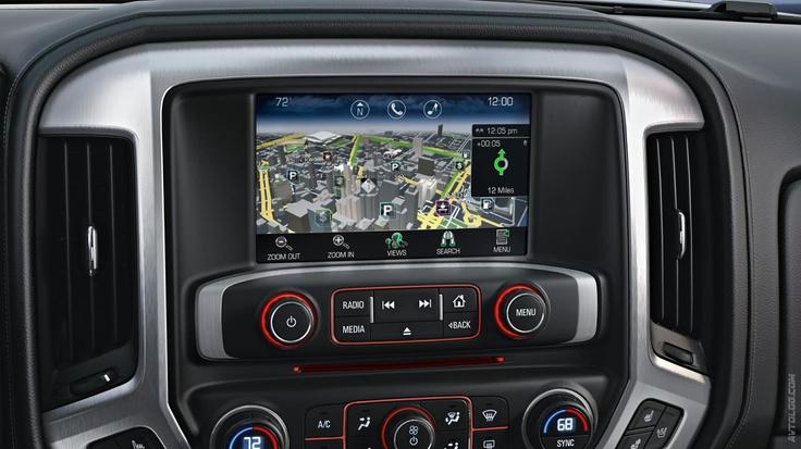 2014 GMC Sierra Interior http://www.gmlexington.com/gmc-sierra-1500-cars-lexington