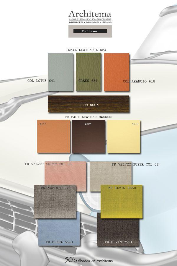 ARCHITEMA - 50's shades of Architema