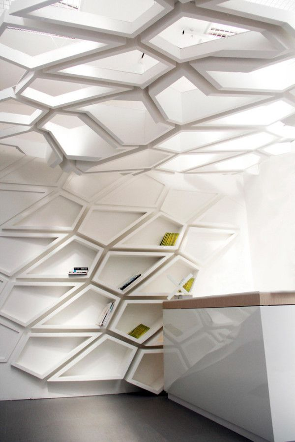 HELIX: Furniture That Acts As Architecture in interior design home furnishings architecture  Category