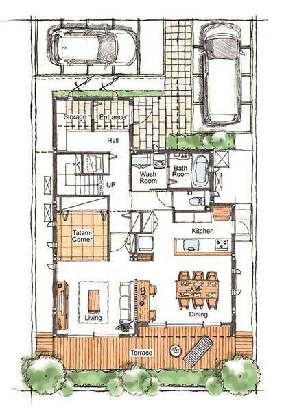 """注文住宅の建て方を比較検討できるサイトを大手ハウスメーカー9社が運営しています。""""わが家らしさ""""をカタチにするには、どのような発想で間取りを考えるとよいか、ハウスメーカーの方々にお話を伺いました。"""