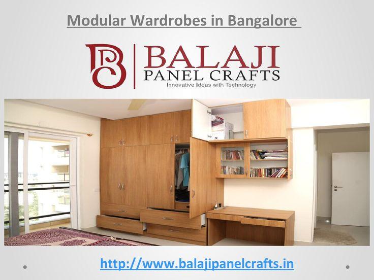 Modular wardrobe manufacturers