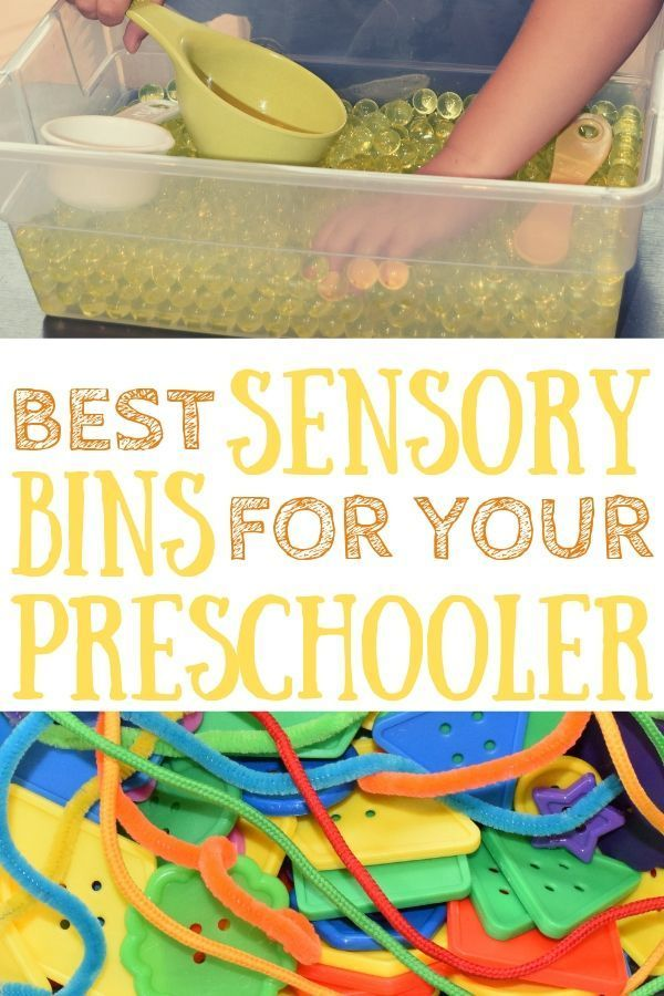 Read about the benefits of sensory bins, and easy ways to keep your toddler and preschooler occupied. #preschool #sensoryplay #toddler #kidsactivities…