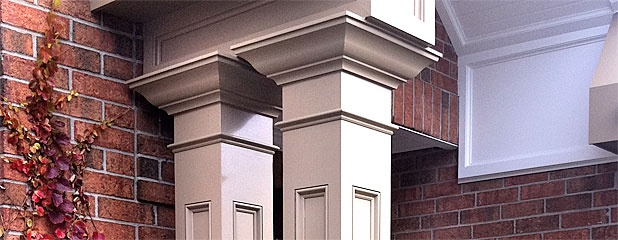 Columns and CapitalsOutdoor Living