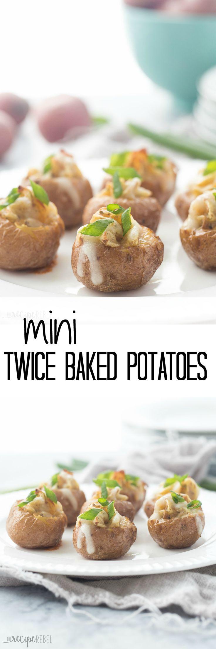 how to make mini potatoes