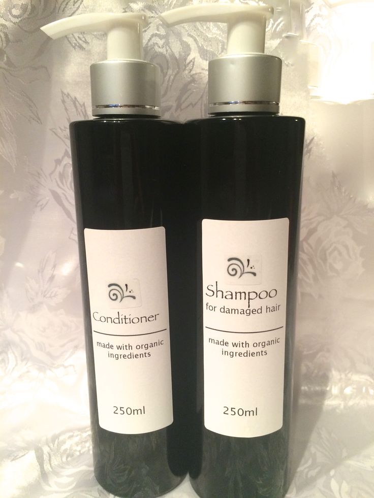 Organic shampoo and conditioner- www.20elevensports.co.nz