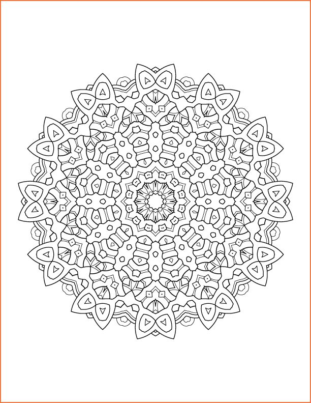 every pattern coloring pages - photo#16
