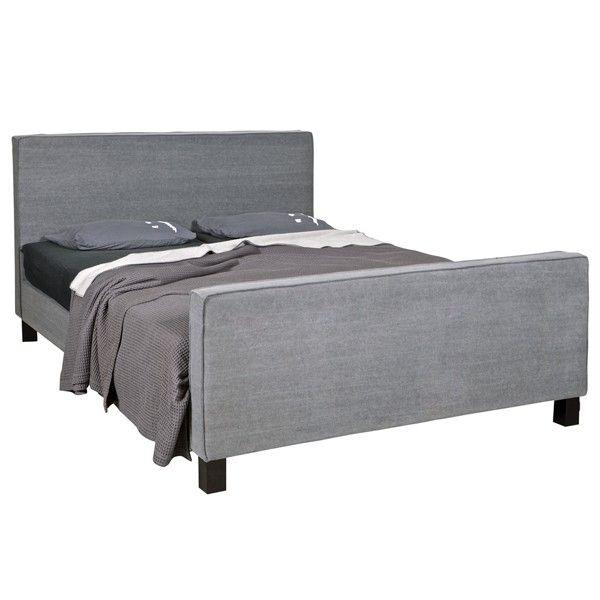 affordable polsterbett benthe bettgestell bett gestell lattenrost komfortbett x cm grau with bett 120x200 mit matratze und lattenrost