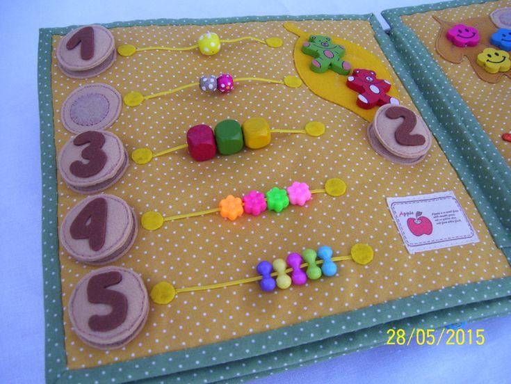 Развивающая книжка для деток от 1,5 лет - Babyblog.ru