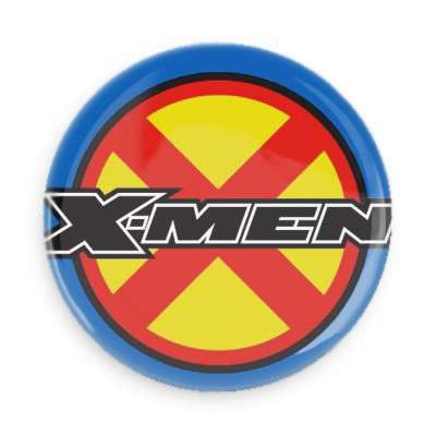 X-Men Pin Back Button
