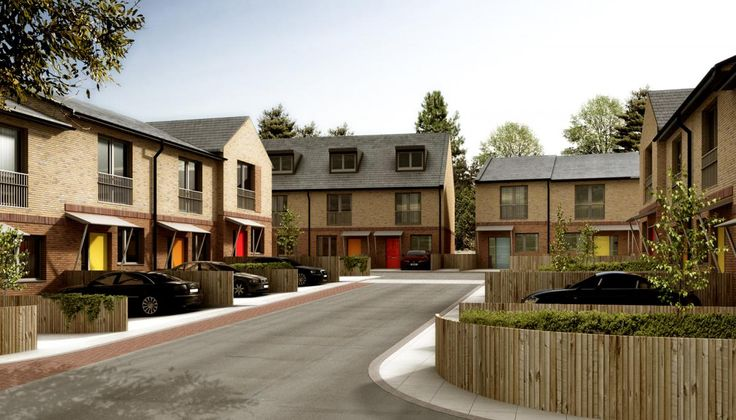 MDR Architects - Brickfield Cottages
