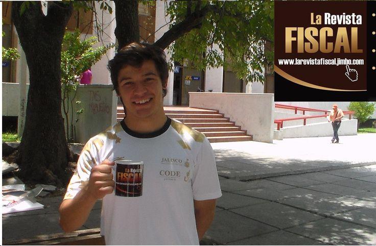 SÍGUENOS EN EL REVISTA FISCAL www.larevistafiscal.jimdo.com