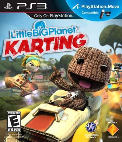 Little Big Planet Karting - Everyone - PS3