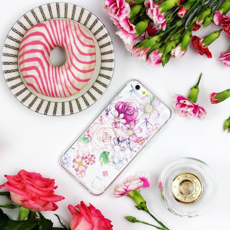 Kwiatowe etui do telefonu z kolekcji Floral case: http://www.etuo.pl/etui-na-telefon-kolekcja-floral-case.html