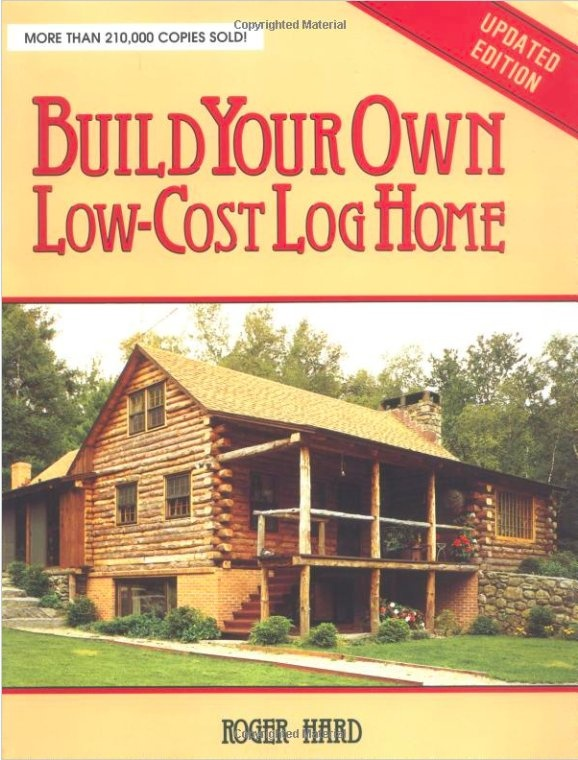 16 best log home books images on pinterest log homes for Log home plans with cost to build