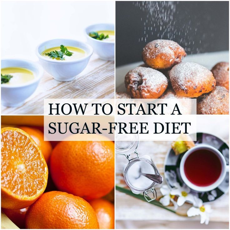 The thought of starting a sugar-free diet can be daunting. It's really important…