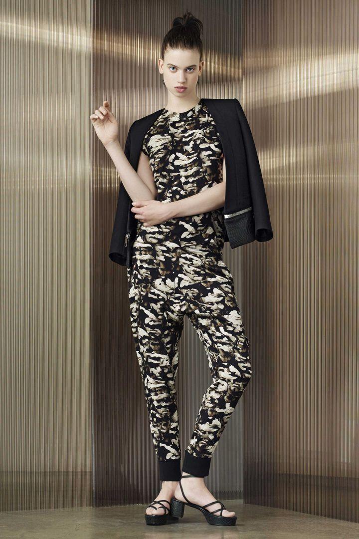 NEIL BARRETT - SS15 Womenswear Collection