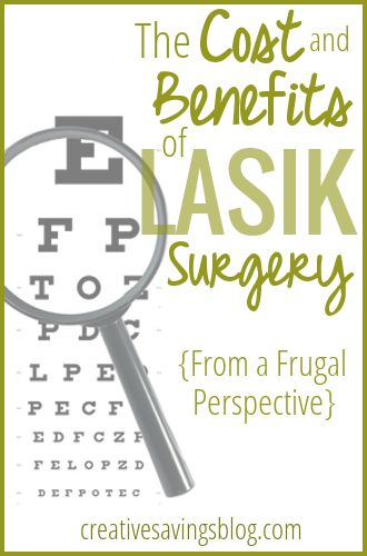 If you have bad eyesight, you need to read this post about the cost and benefits of LASIK surgery. It could completely change your perspective!