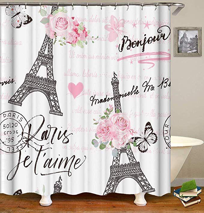 Amazon Com Occigant Home Decor Waterproof Polyester Shower