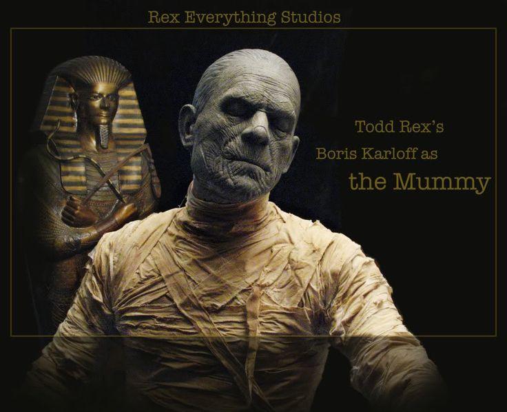 Karloff Mummy Costume by T.Rex photo by CORNENVY