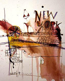 Sabrina Ward Harrison: Art Watercolor, Harrison Watercolor, A Levels Art, Abstract Art, Google Images, Art Journals, Paper Art Illustration, Art Swoon, Wardharrison