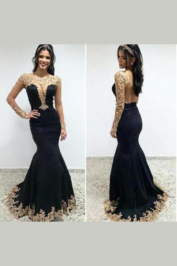 9da670dadb Black Mermaid Evening Dress  BlackMermaidEveningDress