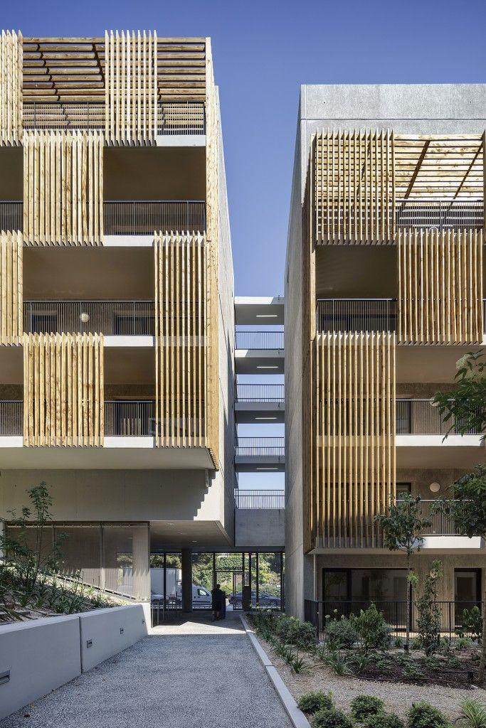 Gallienice 138 logements et commerces
