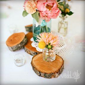 16 besten  VASEN HOCHZEITSDEKO Bilder auf Pinterest  Vasen Retro hochzeiten und Hochzeit deko