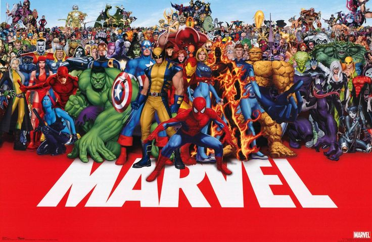 Upcoming Marvel Movies' Lineup Release Dates Announced...