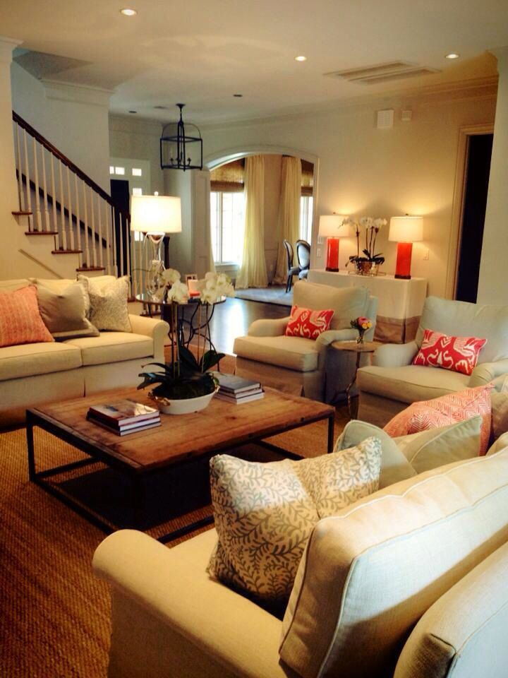No Light Colored Couches Ever Though And Change The Accent Color I Would Love It
