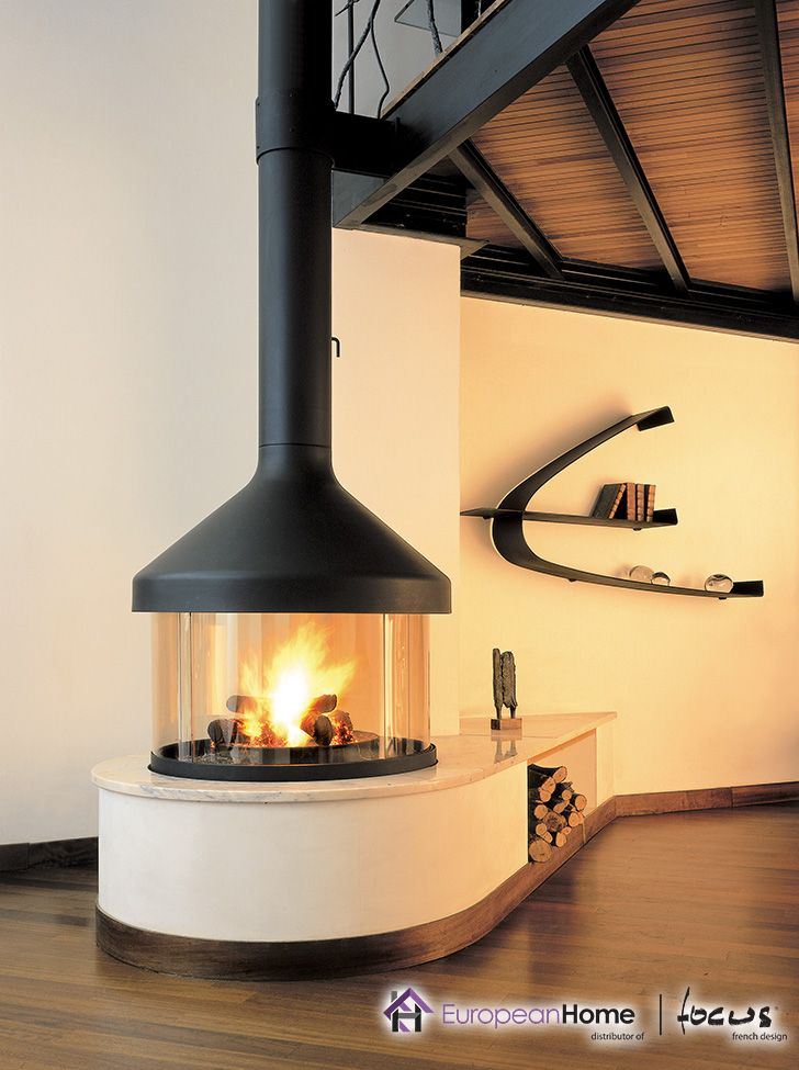 The Meijifocus By Focus Fires And Imported By European Home Allows The Fire To Be Viewed In Comple Freestanding Fireplace Wood Fireplace Wood Burning Fireplace